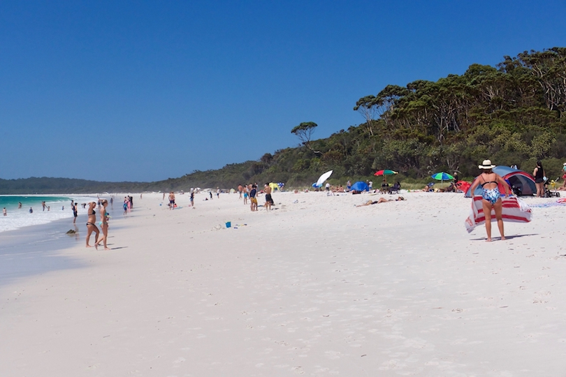 Playa de Hyams
