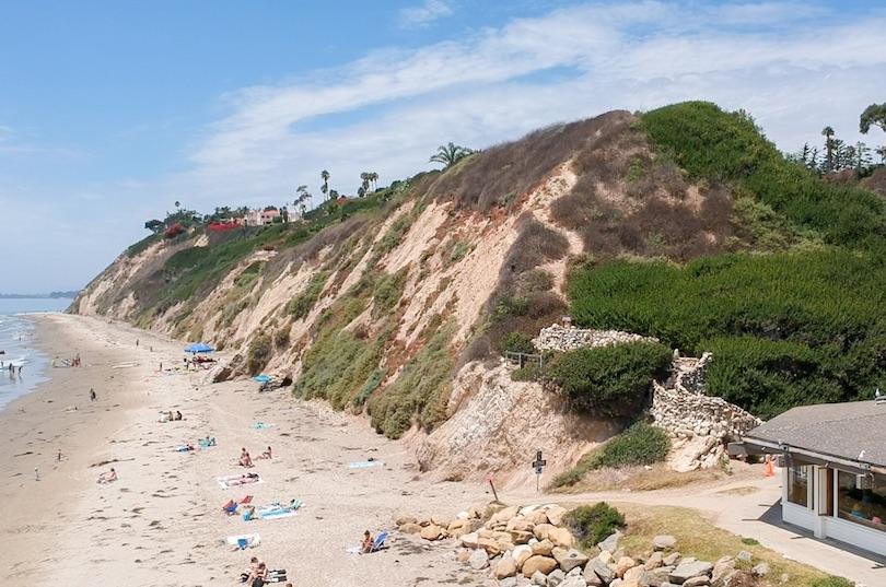 Playa Arroyo Burro