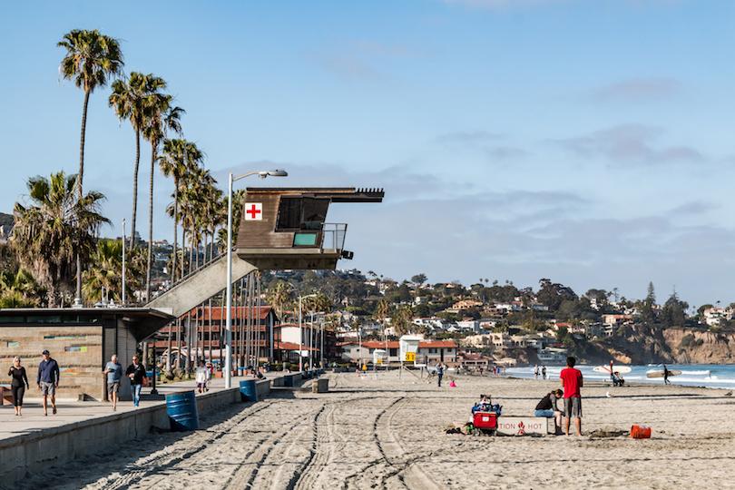 Playa de La Jolla Shores