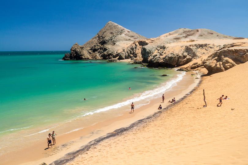 # 1 de las mejores playas de Colombia