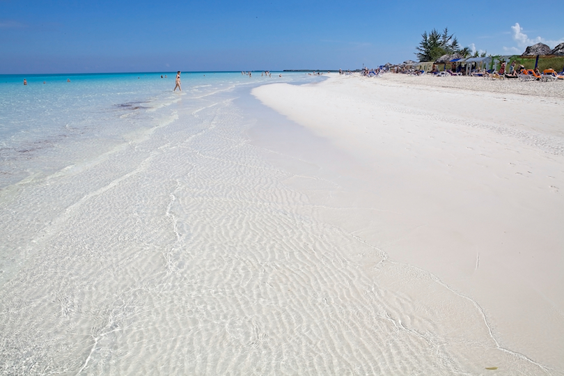 #1 of Best Beaches In Cuba