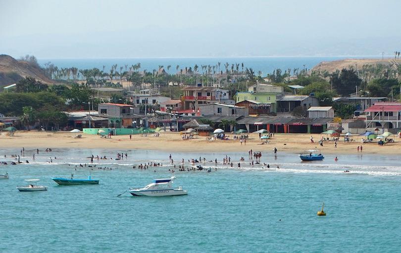 Playa de Ayangue