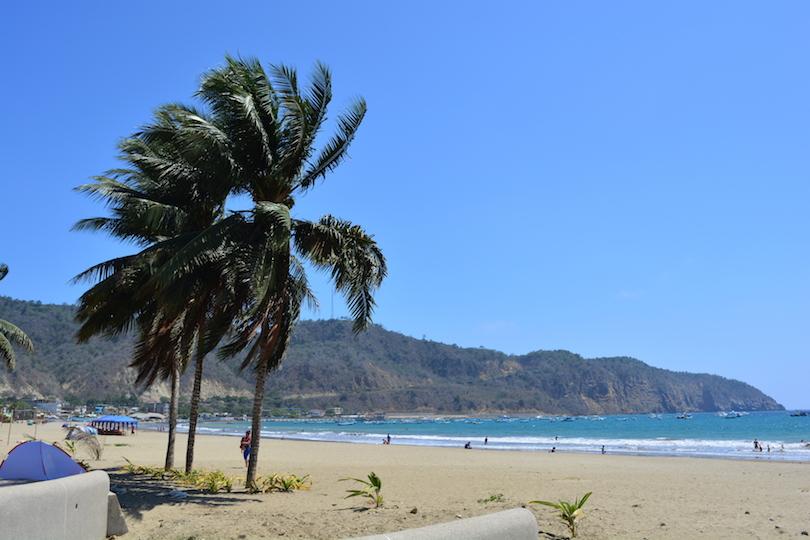 Playa Puerto Lopez