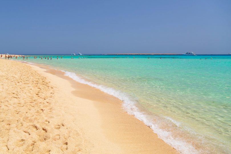 #1 of Best Beaches In Egypt
