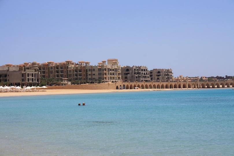 Sahl Hasheesh Beach
