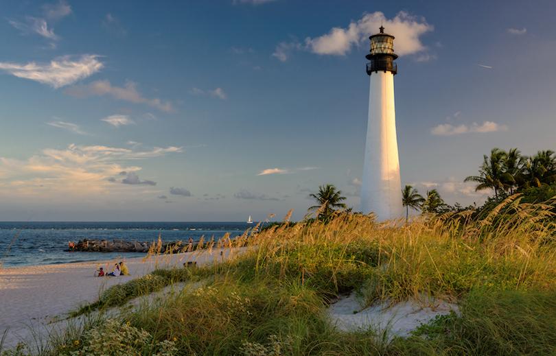 bill_baggs_cape_florida_state_park ▷ 10 mejores playas de Florida