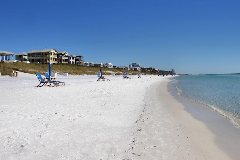 grayton_beach ▷ 10 mejores playas de Florida