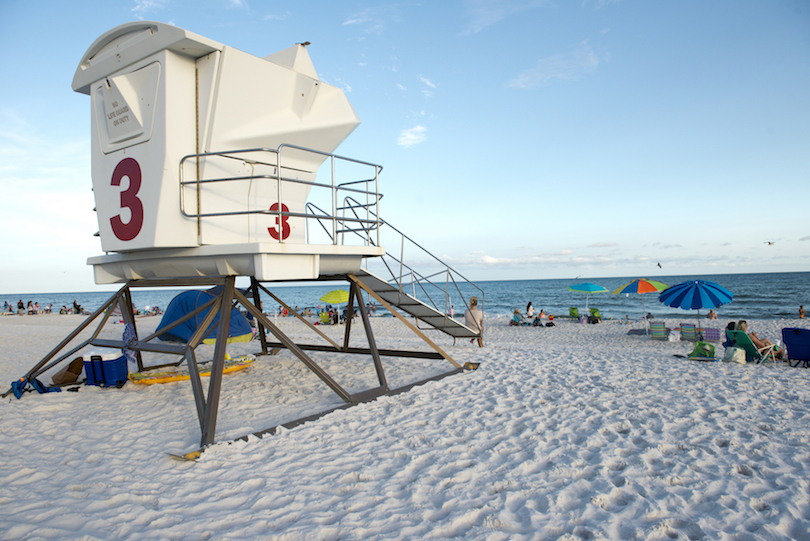 pensacola_beach ▷ 10 mejores playas de Florida