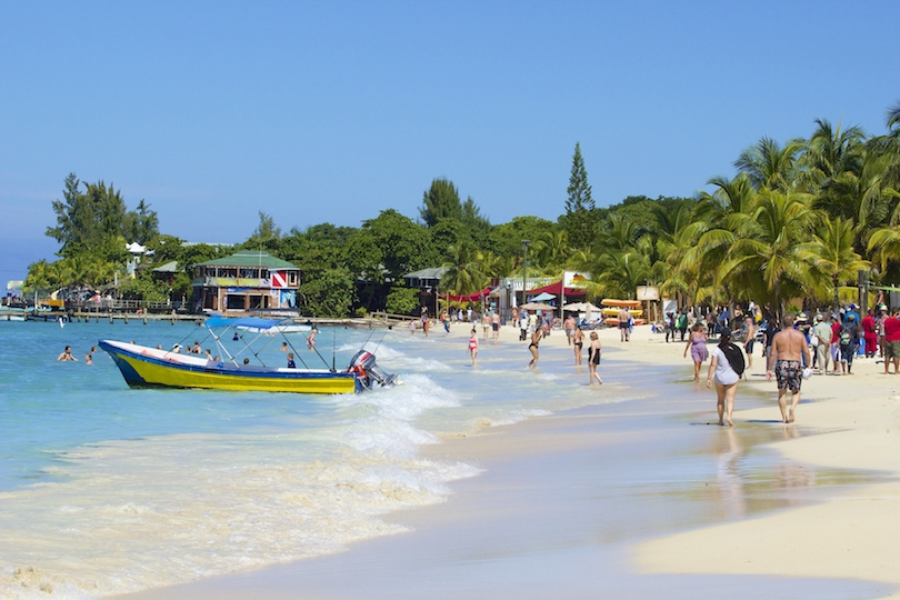 #1 of Best Beaches In Honduras