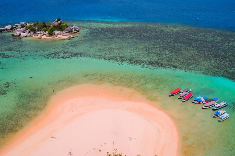 Playa de Lengkuas