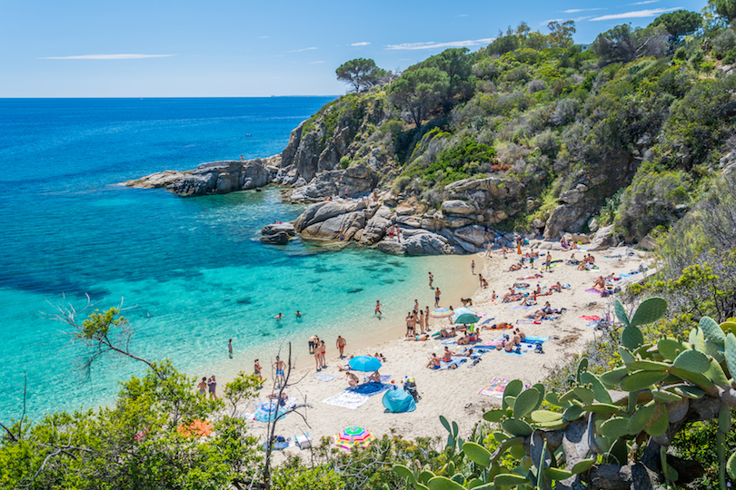 Playa de Cavoli