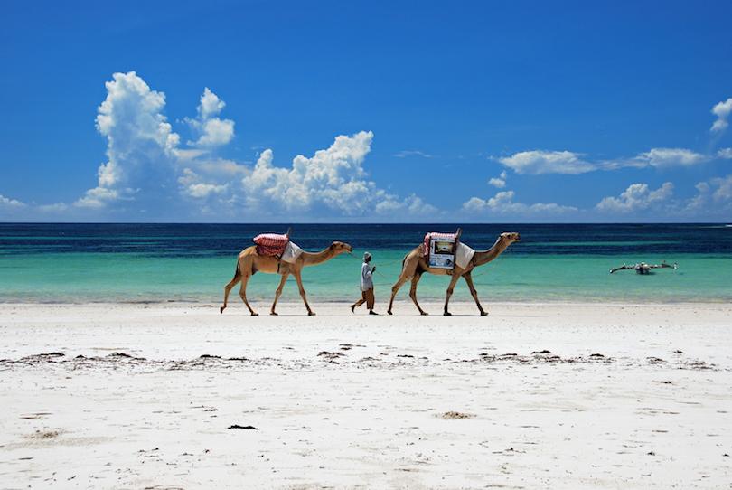 # 1 de las mejores playas de Kenia