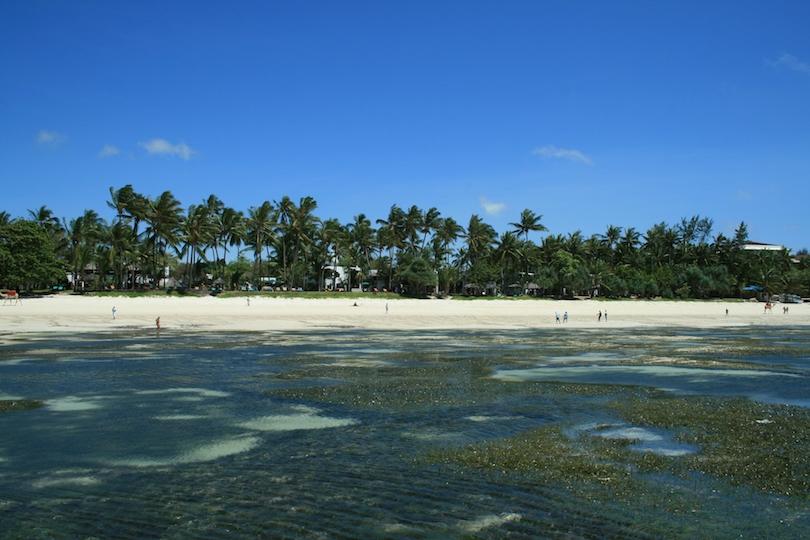 Playa de Shanzu