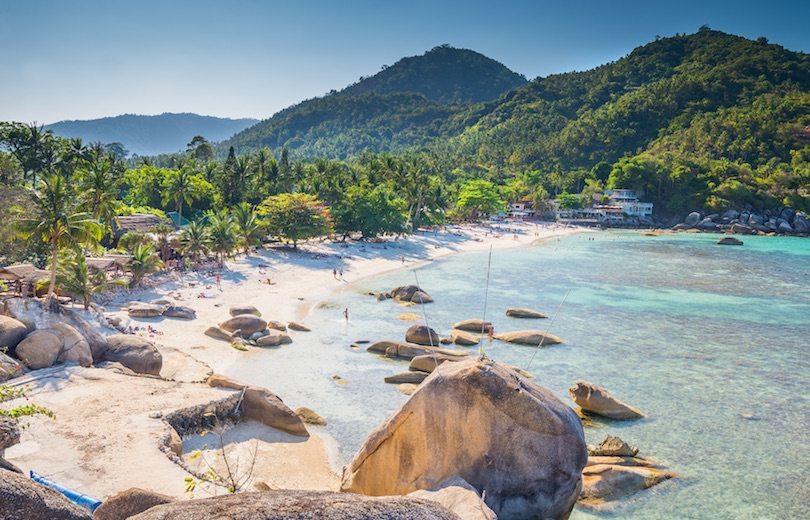 #1 of Best Beaches In Koh Samui