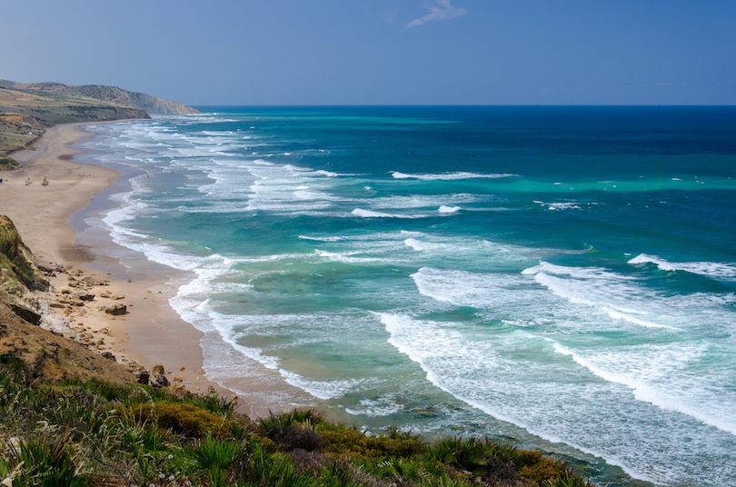 10 Best Beaches In Morocco With Map