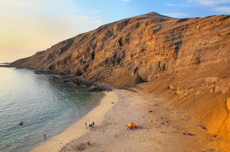 Playa de la Mina
