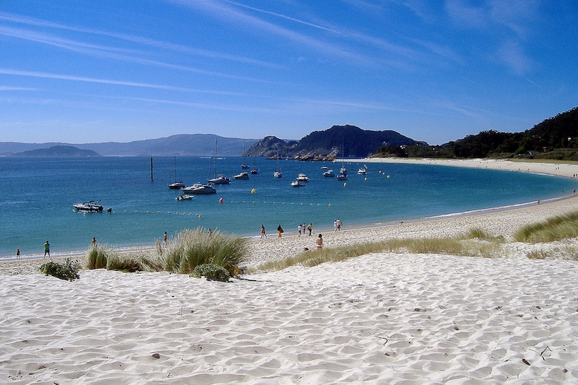 #1 of Best Beaches In Spain
