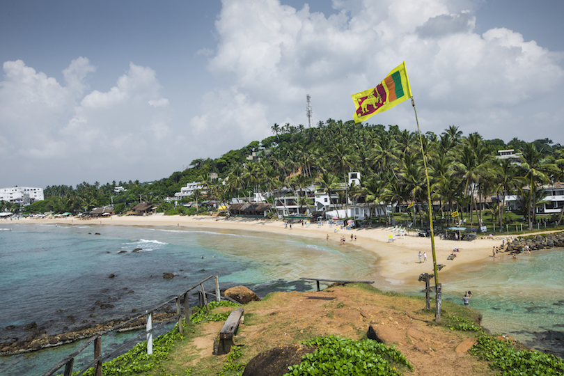 #1 of Best Beaches In Sri Lanka