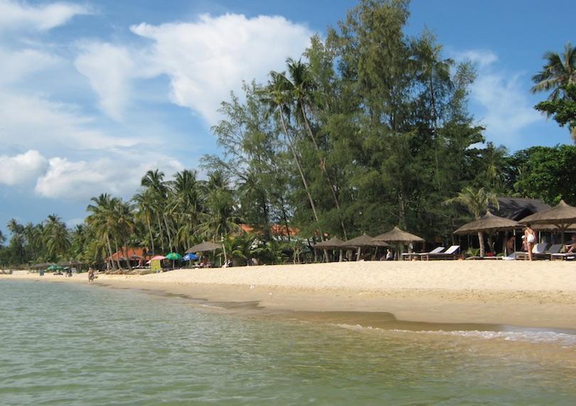 # 1 de las mejores playas de Vietnam