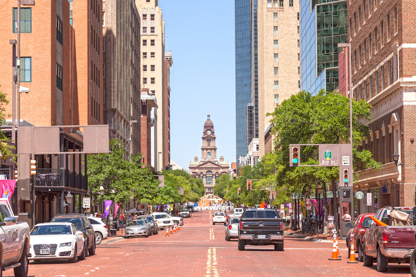fort_worth ▷ 12 mejores ciudades para visitar en Texas