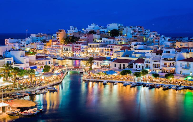# 1 de las islas más grandes de Grecia
