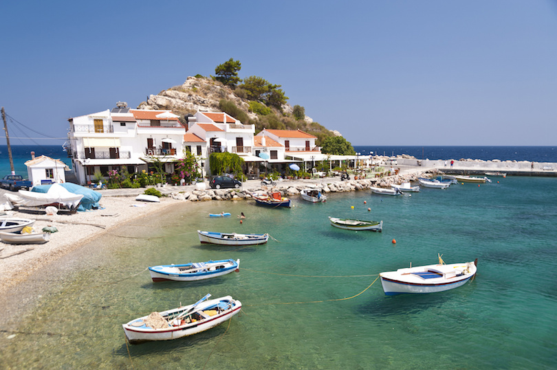 #1 of Northeastern Aegean Islands