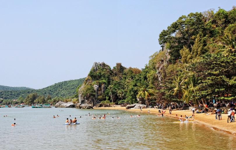 Nam Du Islands