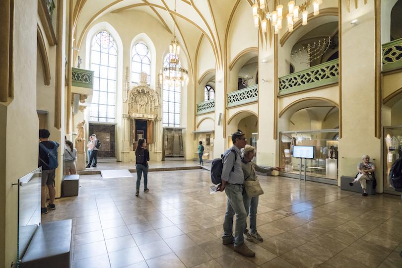 متاحف براغ السياحيه