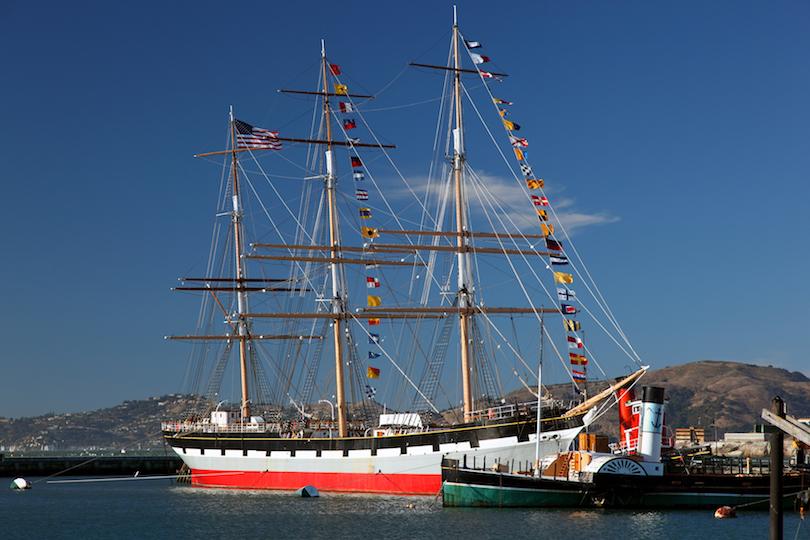 Parque Histórico Nacional Marítimo de San Francisco