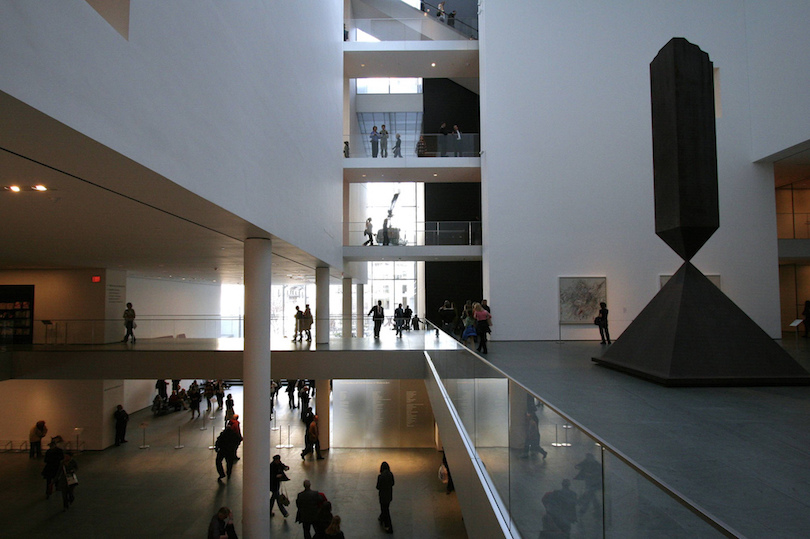 Modern Art Museums World