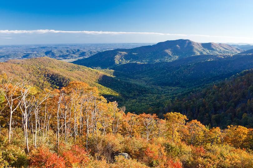 # 1 de los mejores lugares para visitar en Virginia