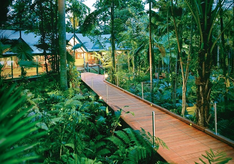 Silky Oaks Lodge, Far North Queensland