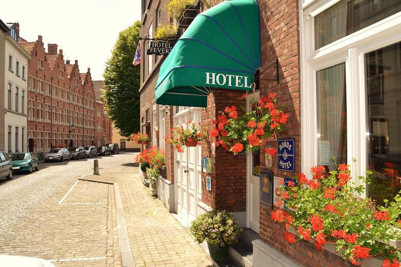 When Staying In A Green Hotel Is Important To You Consider The Fevery Located Short Walk Away From Historic Bruges Was