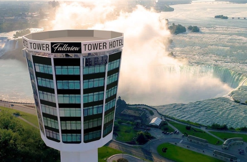 The Tower Hotel, Niagara Falls