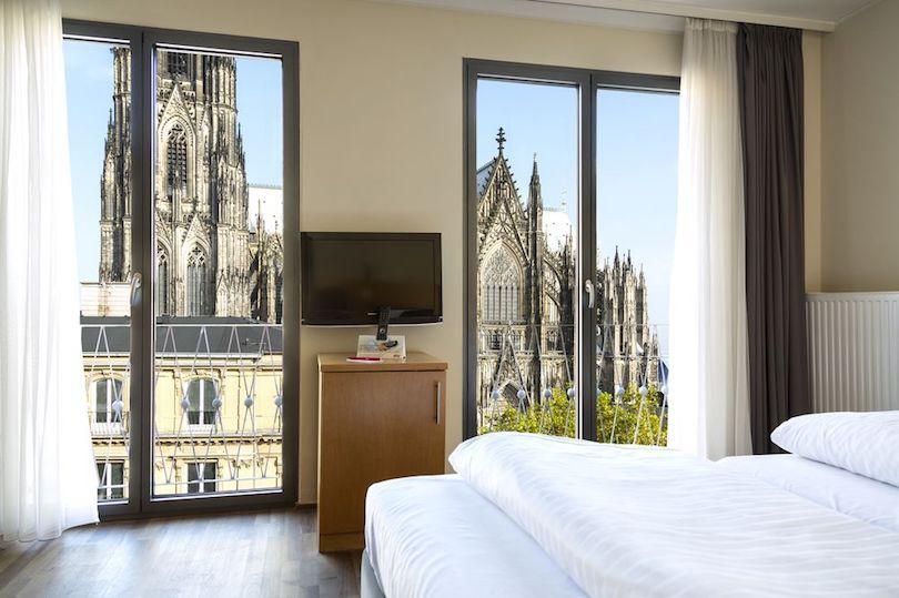 eden_hotel_fruh_am_dom ▷ 8 mejores lugares para alojarse en Colonia