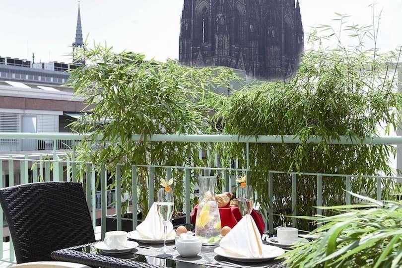 lindner_hotel_dom_residence ▷ 8 mejores lugares para alojarse en Colonia