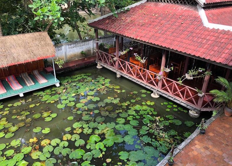 villa_mahasok_hotel ▷ 8 Los mejores lugares para alojarse en Luang Prabang