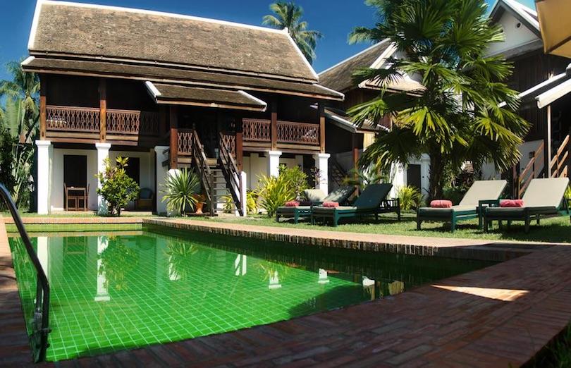 villa_oasis_luang_prabang ▷ 8 Los mejores lugares para alojarse en Luang Prabang