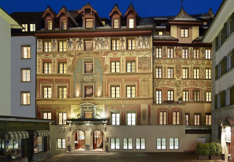 #1 of Best Places To Stay In Lucerne