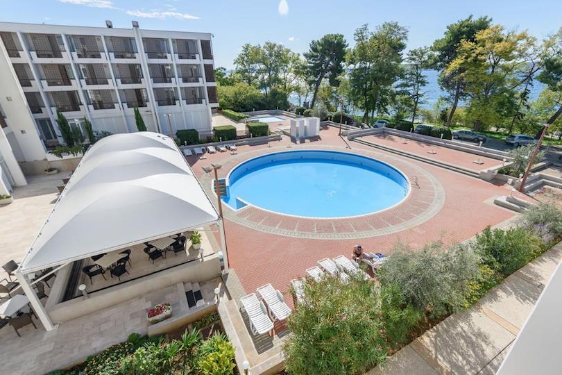 hotel_kolovare ▷ 8 mejores lugares para alojarse en Zadar