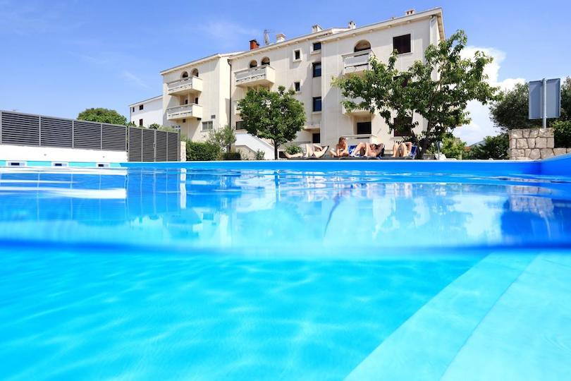 hotel_mediteran_zadar ▷ 8 mejores lugares para alojarse en Zadar