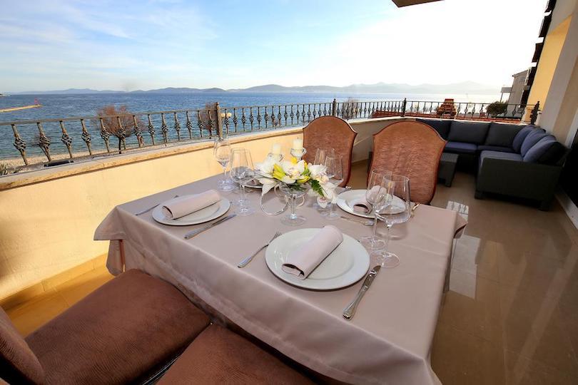 hotel_niko_zadar ▷ 8 mejores lugares para alojarse en Zadar