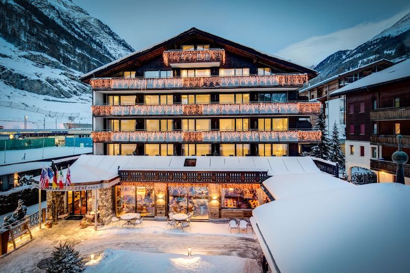 #1 of Best Places To Stay In Zermatt