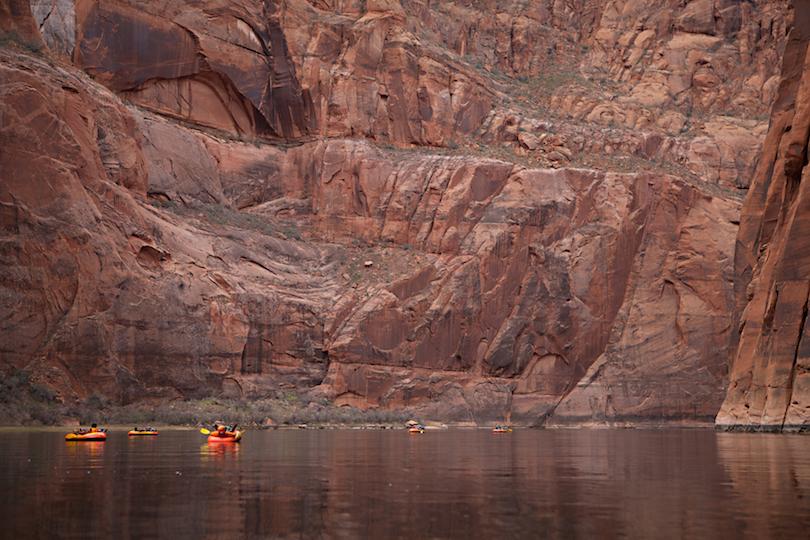 Área recreativa nacional de Glen Canyon