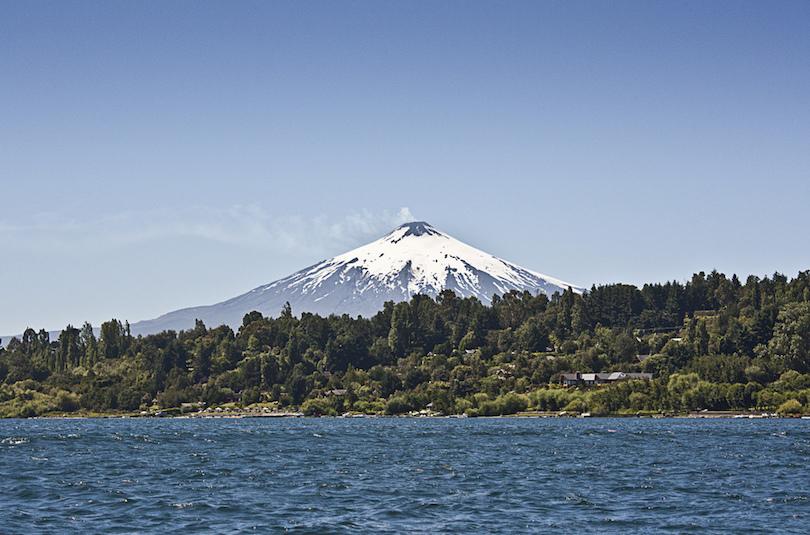 Distrito de los Lagos de Chile