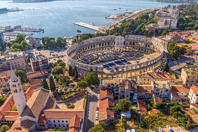 10 Best Places To Visit In Croatia With Map Photos Touropia