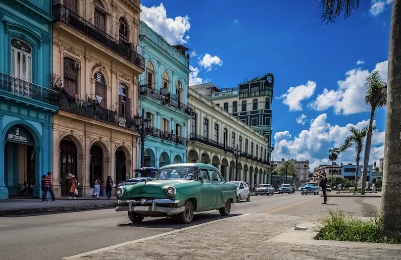 # 1 de los mejores lugares para visitar en Cuba