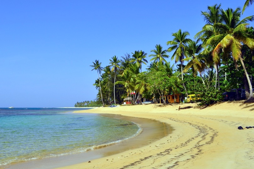 Las Terrenas On The North Coast Of Dominican Republic Was Once A Small Fishing Village But That All Changed In 1946 When Country S President