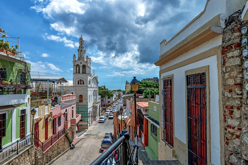 Santo Domingo Is The Capital Of Dominican Republic And Its Largest City Indeed It Has Metropolitan Area In Caribbean