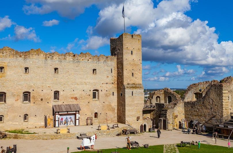 الاماكن السياحية في استونيا